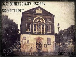 Old Beneficial School Ghost Hunt